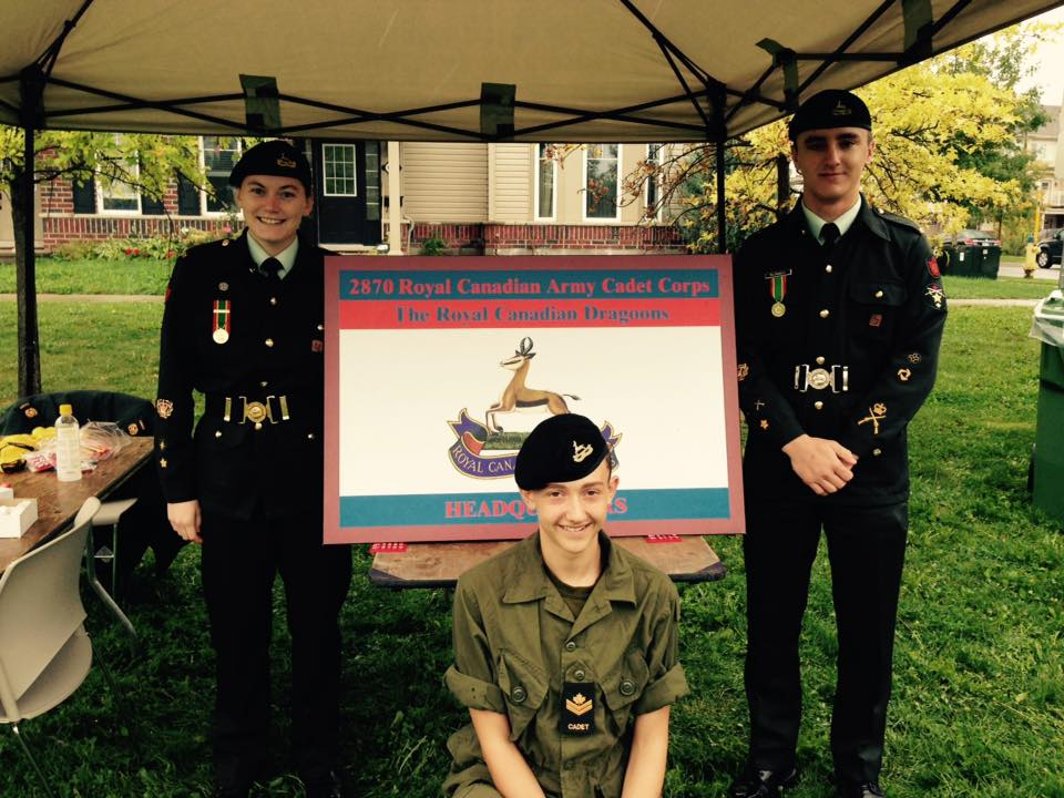 What You Will Do – 2870 Army Cadets
